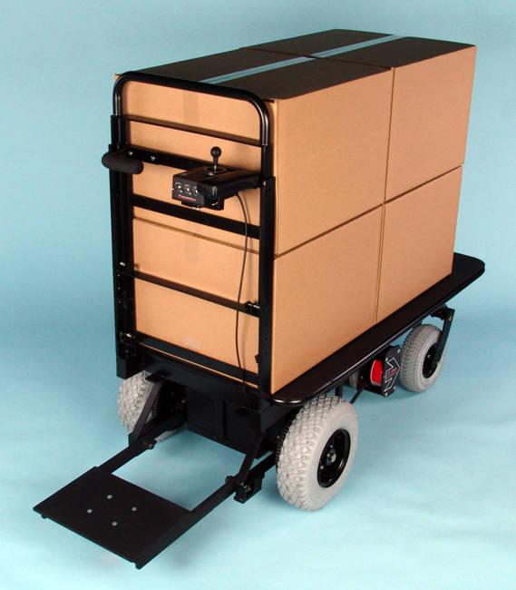 Bounder Motorized Cart