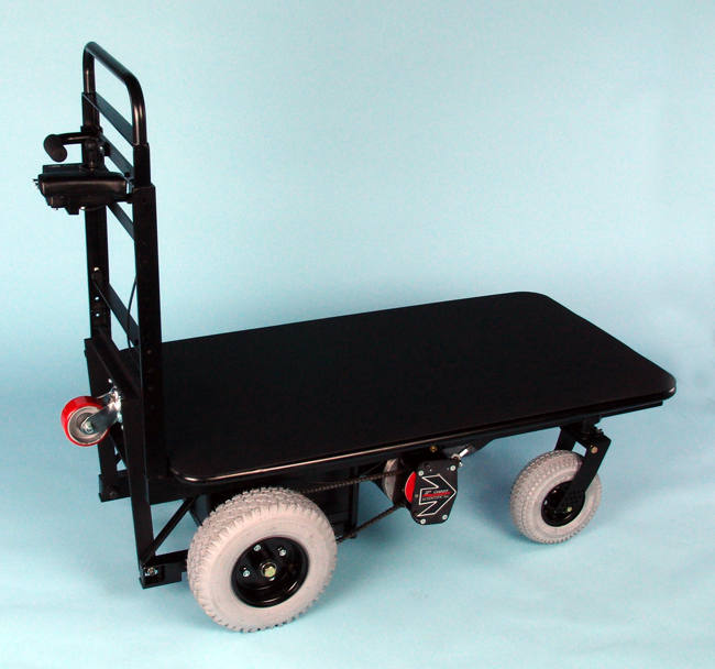 21st century scientifics bounder mobility equipment